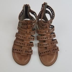Sam Edelman Circus gladiator sandals 8.5